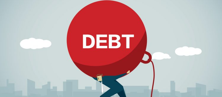 How to control debt as a small business